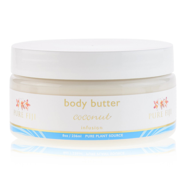 Pure Fiji Body Butter 236ml