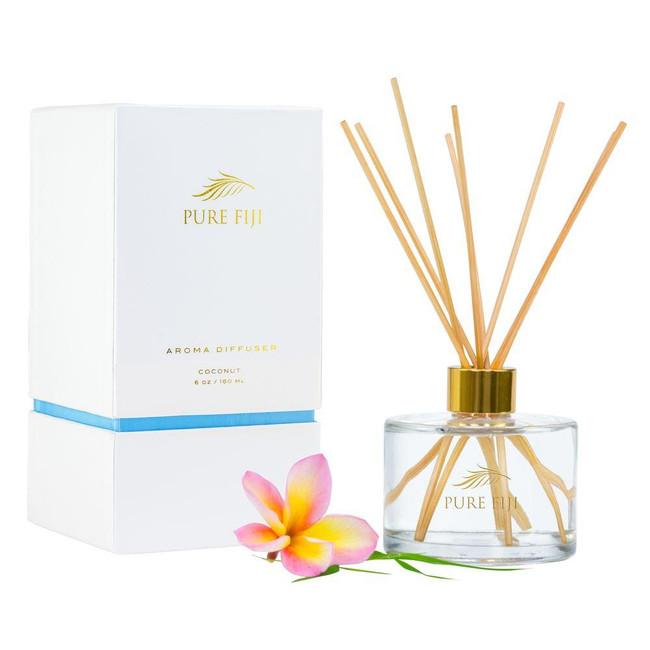 Pure Fiji Coastal Aroma Reed Diffuser Sticks