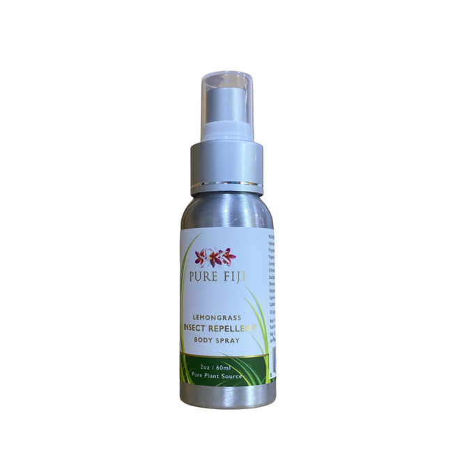 Pure Fiji Insect Repellent Travel Size 60ml
