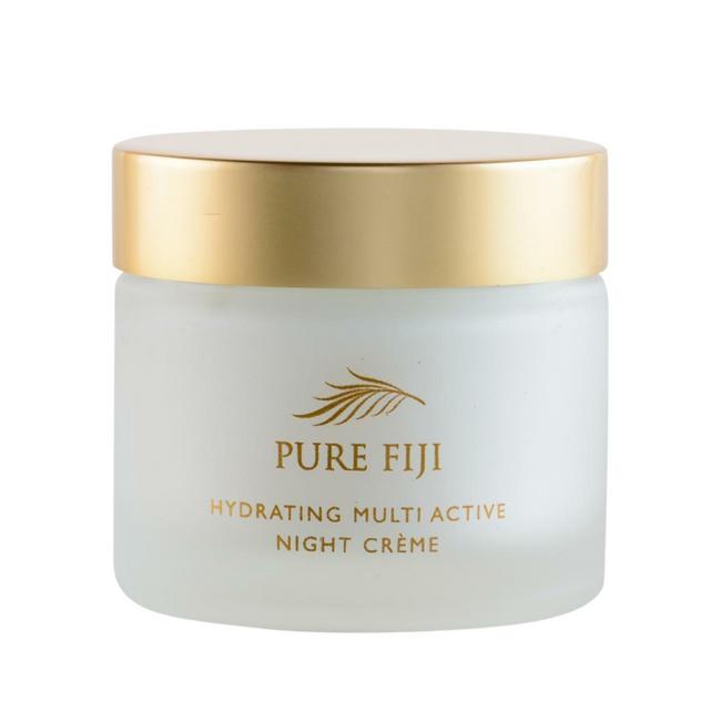 Pure Fiji Hydrating Multi Active Night Creme 75ml