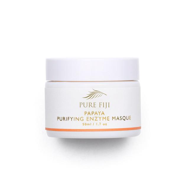 Pure Fiji Papaya Purifying Enzyme Masque- 50mL