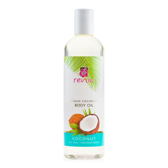Pure Fiji Reniu Body Oil 355ml