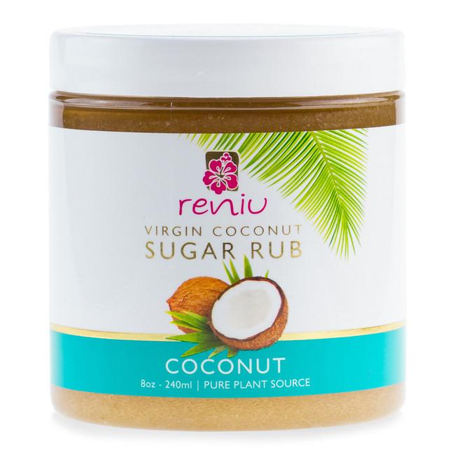 Pure Fiji Reniu Sugar Rub 236ml