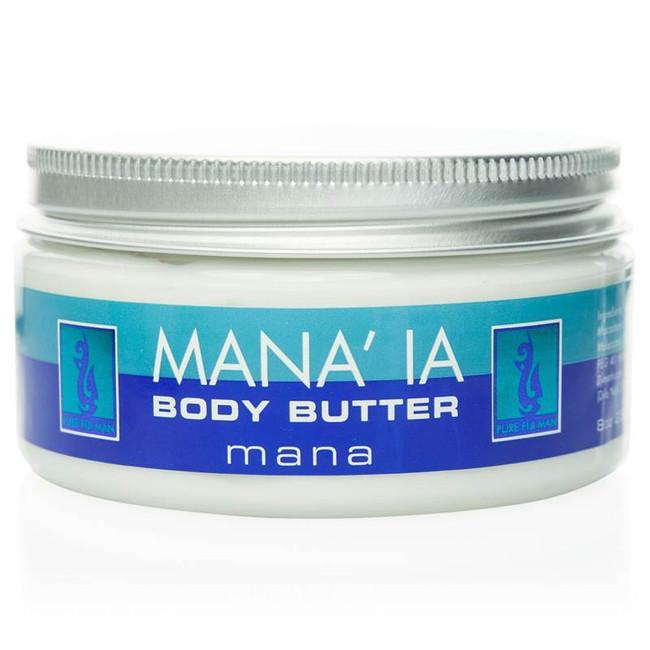 Pure Fiji Mana'ia Mens Body Butter 236ml