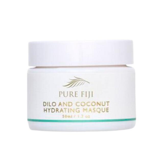 Pure Fiji Dilo & Coconut Hydrating Masque - 50mL