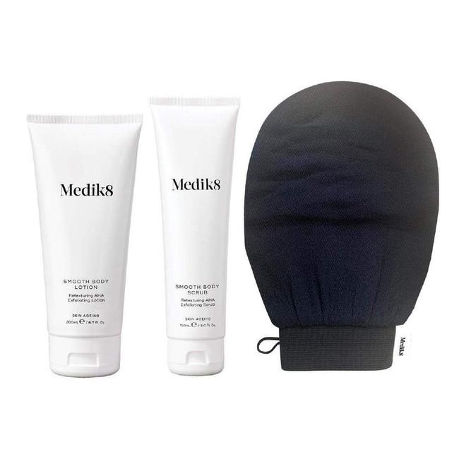 Medik8 Smooth Body Exfoliating Kit