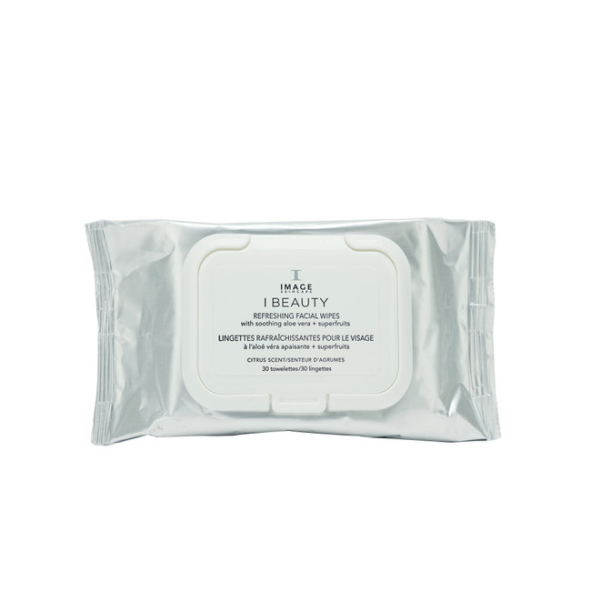 Image I Beauty Refreshing Facial Wipes 30pk