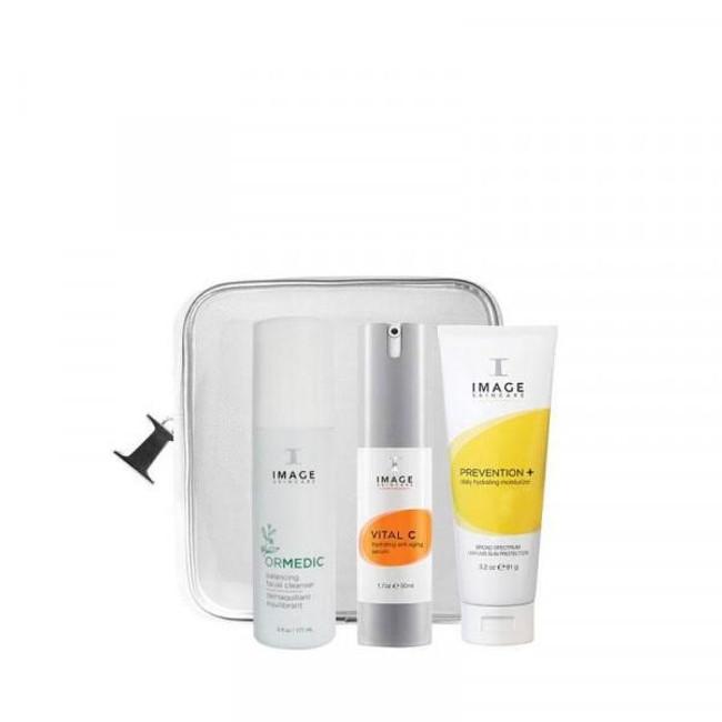 Image 3 Step Pack - Normal / Dry Skin - Vital C Cleanser