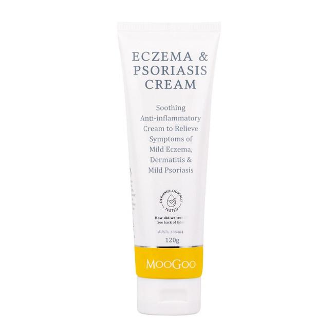 Moogoo Eczema & Psoriasis Cream Original 120g