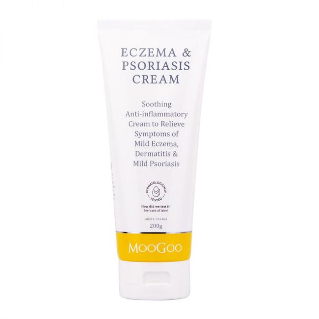 Moogoo Eczema & Psoriasis Cream Original 200g