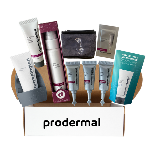 Dermalogica DIY At Home Facial Kit - Peel & Protect