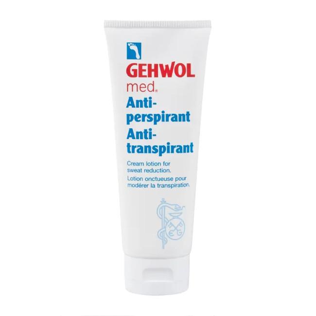 Gehwol Med Antiperspirant 125ml