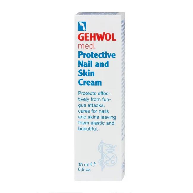 Gehwol Med Protective Nail & Skin Cream 15ml