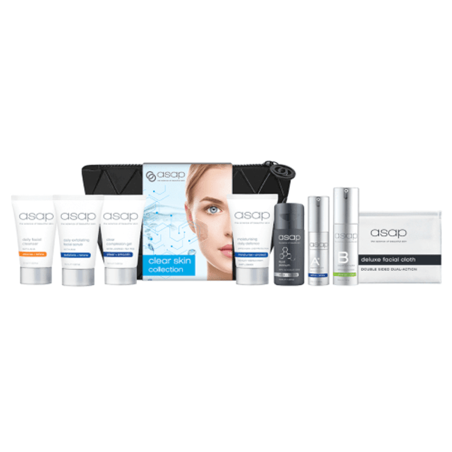 ASAP Clear Skin Collection Pack