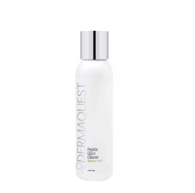 DermaQuest Peptide Glyco Cleanser 177ml