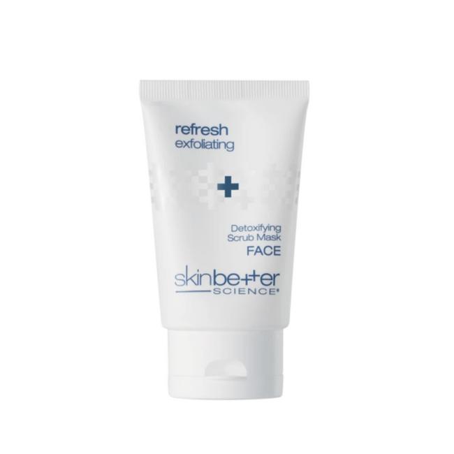 SkinBetter Science Refresh Detoxifying Scrub Mask 60ml