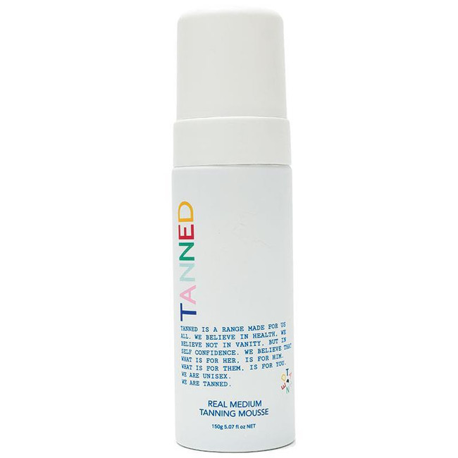 Tanned Real Medium Tanning Mousse 150g