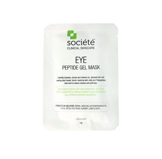 Societe Eye Peptide Mask Single Mask