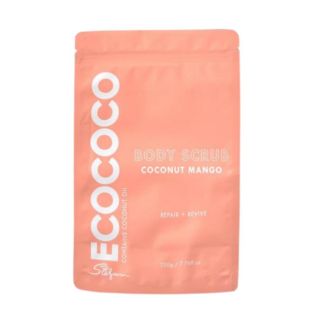Ecococo Mango Body Scrub 220g