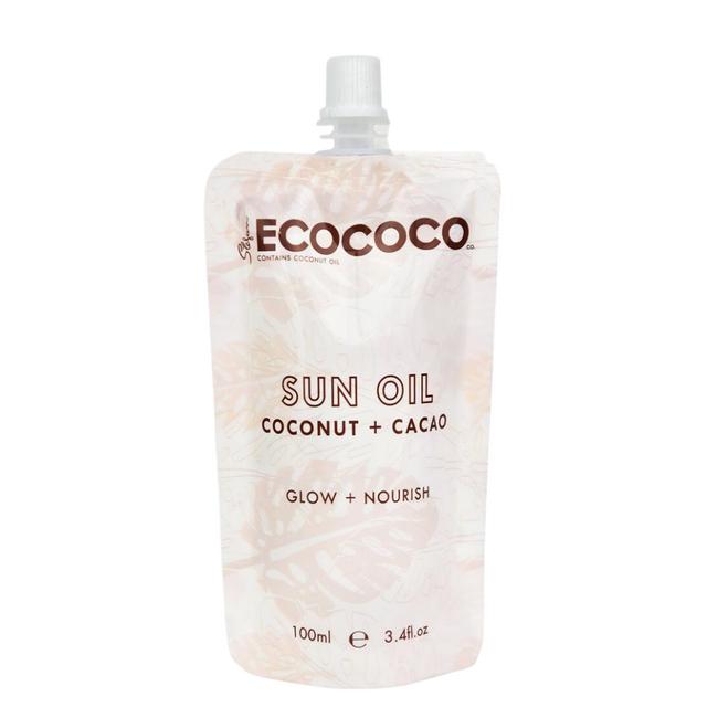 Ecococo Sun Tan Oil 100ml
