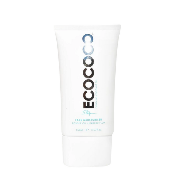 Ecococo Kakadu Plum & Rose Hip Oil Face Moisturiser 150ml