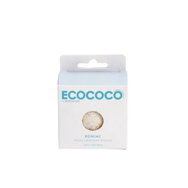 Ecococo Konjac Facial Cleansing Sponge