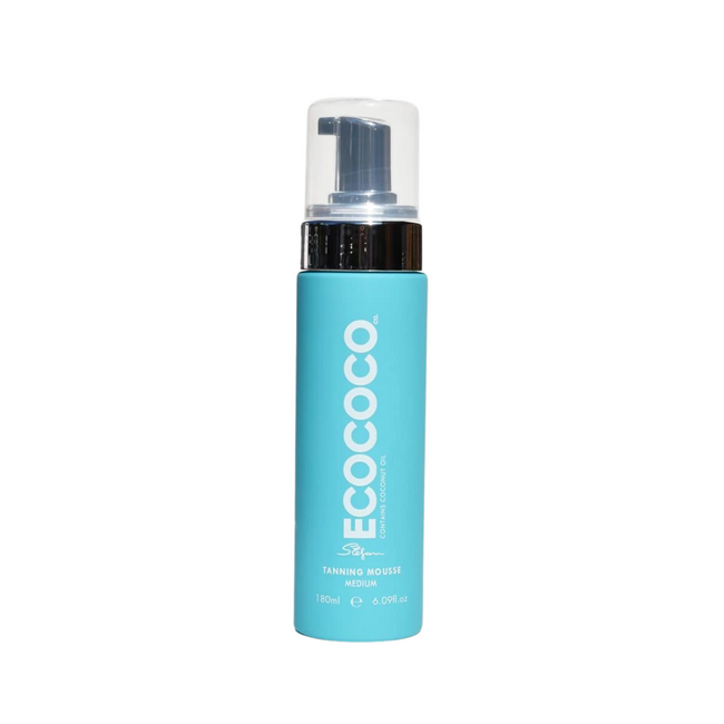 Ecococo Tanning Mousse 180ml