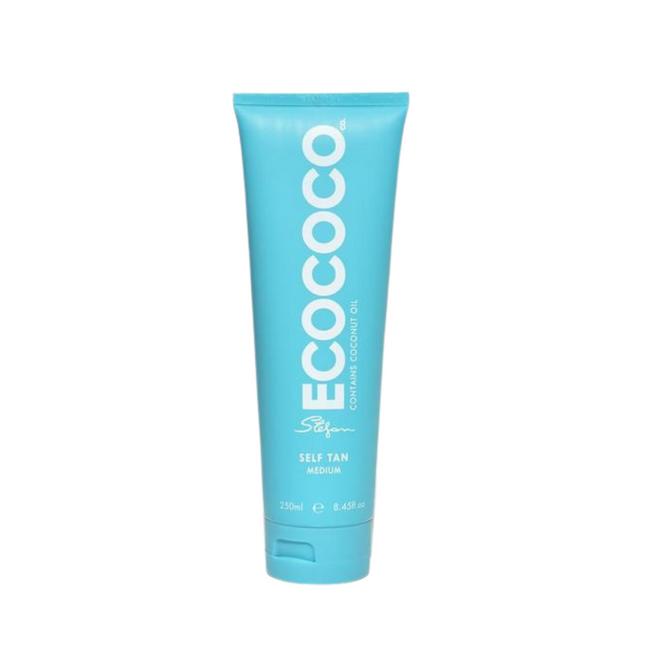 Ecococo Medium Self-Tanning Lotion 250ml