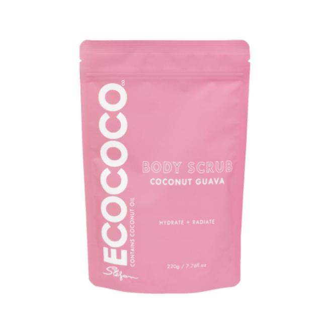 Ecococo Guava Body Scrub 20g