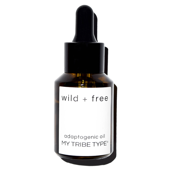 My Tribe Type Wild + Free Face Oil 30ml