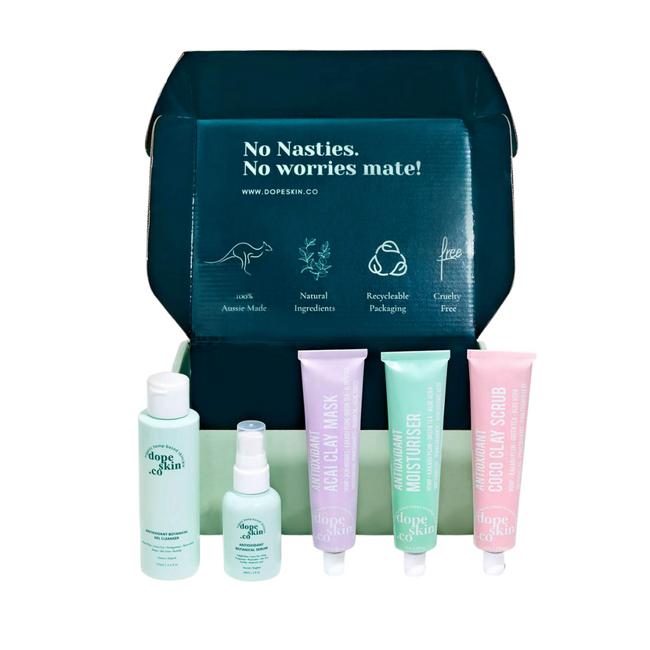 Dope Skin Co. Antioxidant Botanicals Kit