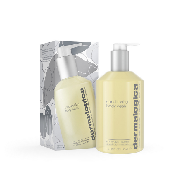 Dermalogica Conditioning Body Wash 295ml - Holiday Edition
