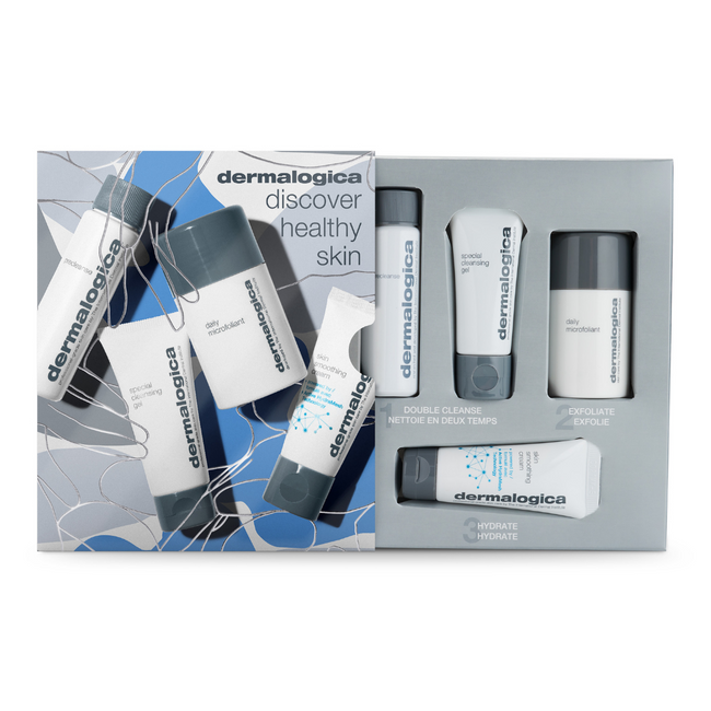 Dermalogica Discover Healthy Skin Kit - Holiday Edition