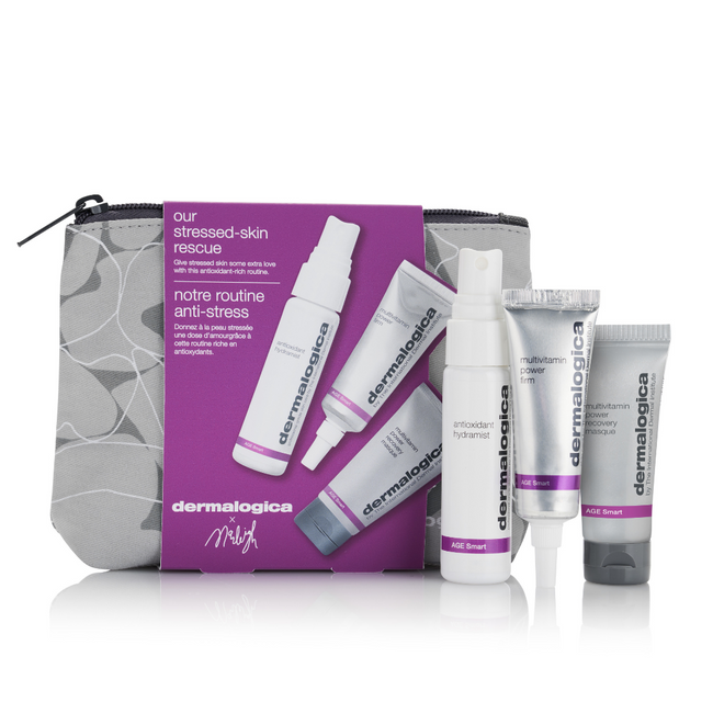 Dermalogica Our Stressed Skin Rescue Kit - Holiday Edition