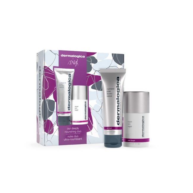 Dermalogica Our Deeply Nourishing Duo Kit - Holiday Edition