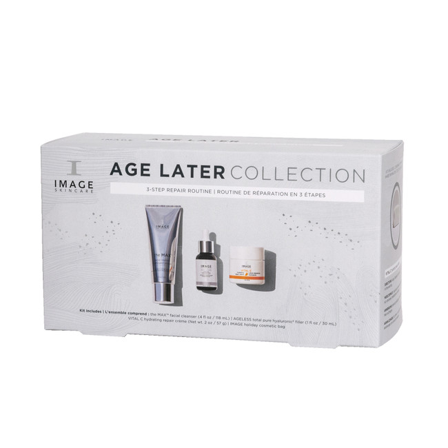 Image Age Later Holiday Collection - 3 Step Repair Routine