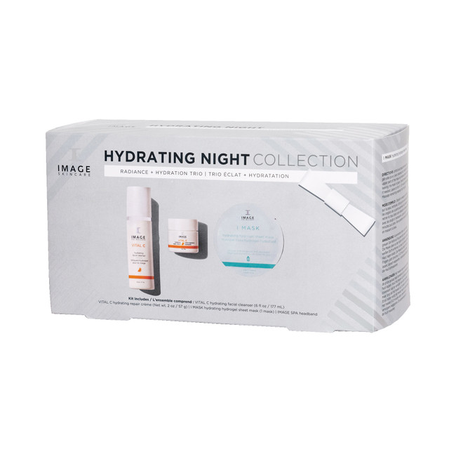 Image Hydrating Night Holiday Collection - Radiance & Hydration Trio