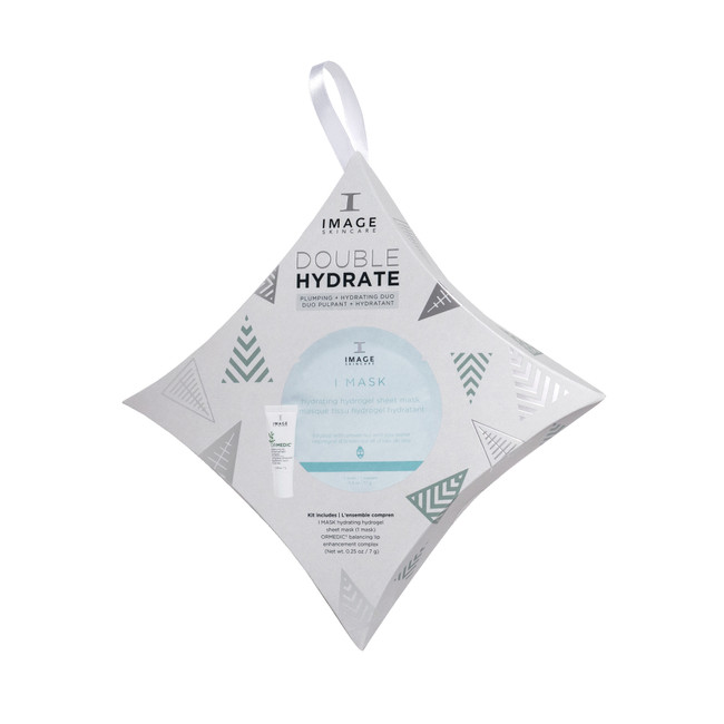 Image Double Hydrate Holiday Star - Plumping & Hydrating Duo