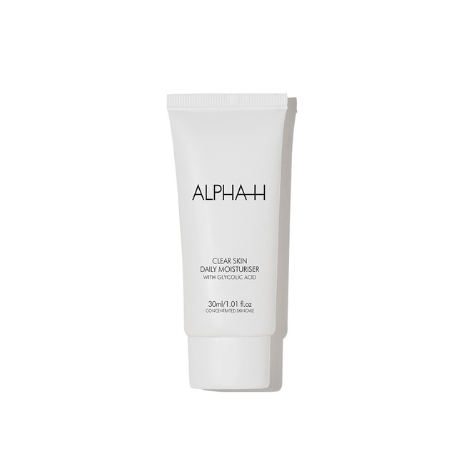 Alpha-H Clear Skin Daily Moisturiser 30ml
