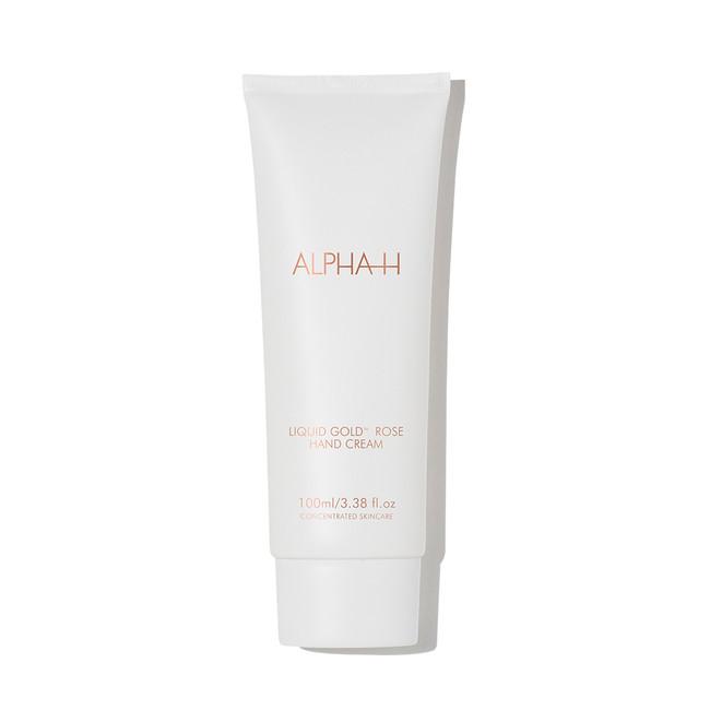 Alpha-H Liquid Gold Rose Hand Cream 100ml