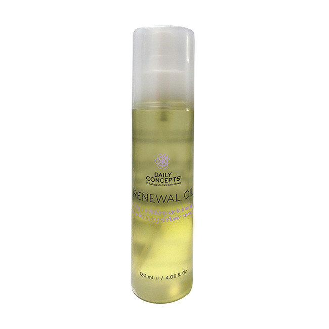 Daily Concepts Renewal Oil with Atomiser 120ml