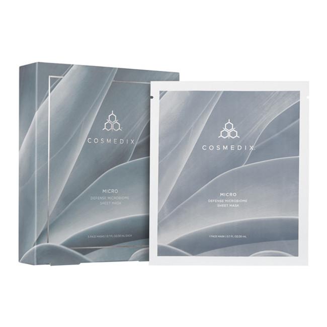 Cosmedix Micro Defense Microbiome Sheet Mask 20ml - 5PK