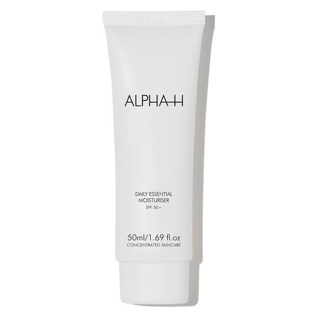 Alpha-H Daily Essential Moisturiser SPF 50+ 50ml