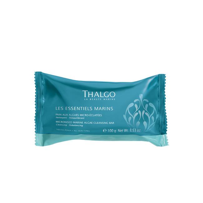 Thalgo Les Essentiels Marins Micronised Marine Algae Cleansing Bar Sensitive 100g