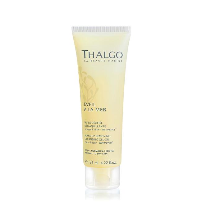 Thalgo Eveil A La Mer Make-Up Removing Cleansing Gel Oil 125ml