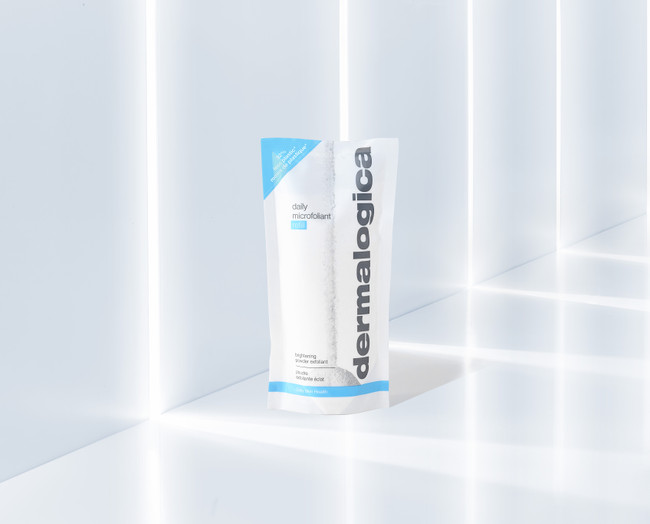 Your Favourite Dermalogica Exfoliant Joins the Refill Revolution