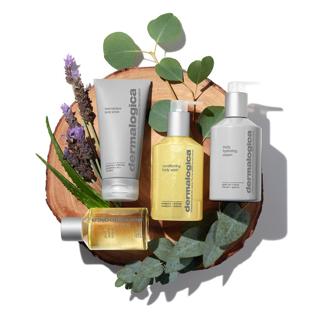 Your Dermalogica Body Collection Ritual