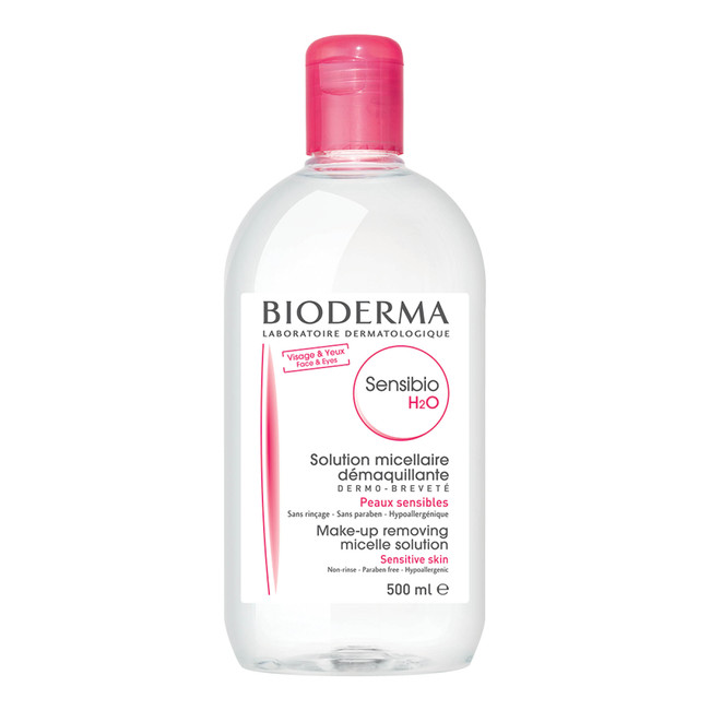 5 Reasons We Are Obsessed With Bioderma's Sensibio H2O Micellar Water!