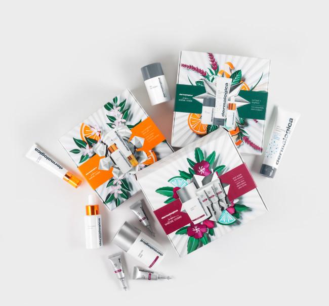 Dermalogica x Makerie Studio Holiday Skincare sets