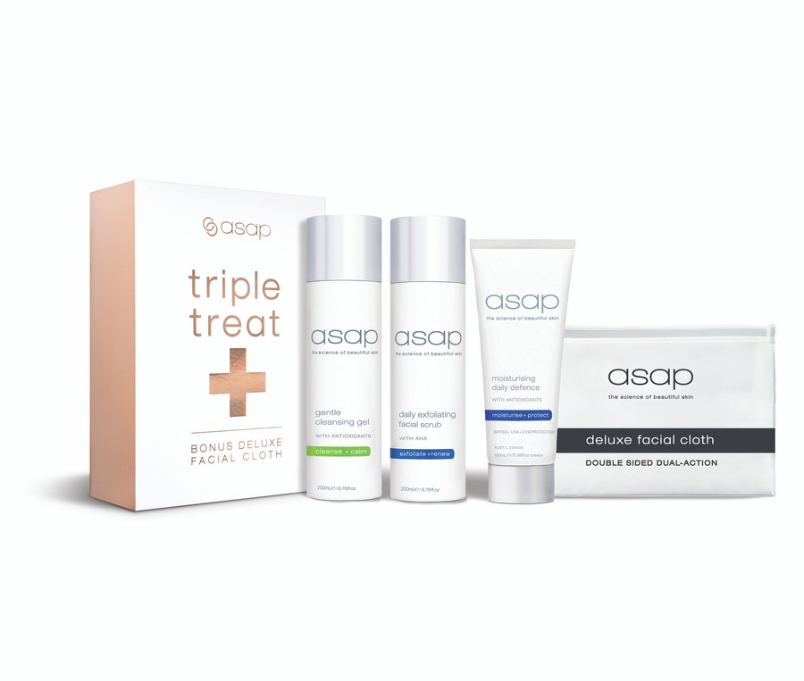 asap Limited Edition Triple Treat + pack
